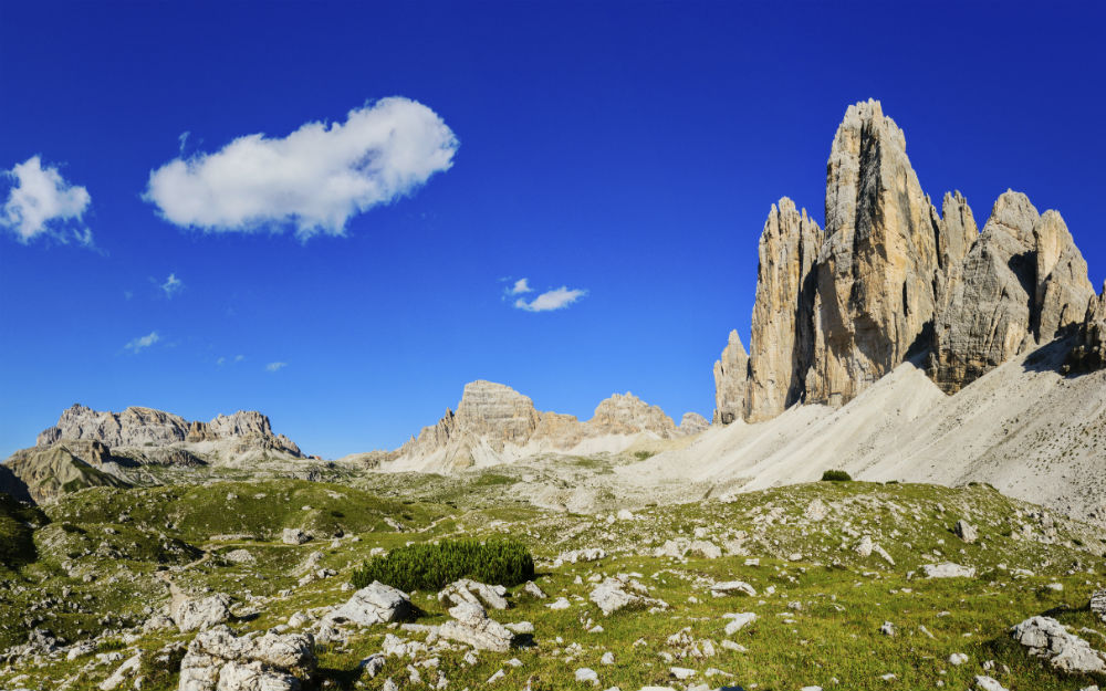 Veneto - Selva di Cadore - Loc. Pescul (BL)