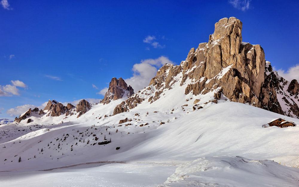 Veneto - Selva di Cadore - Loc.Santa Fosca (BL)