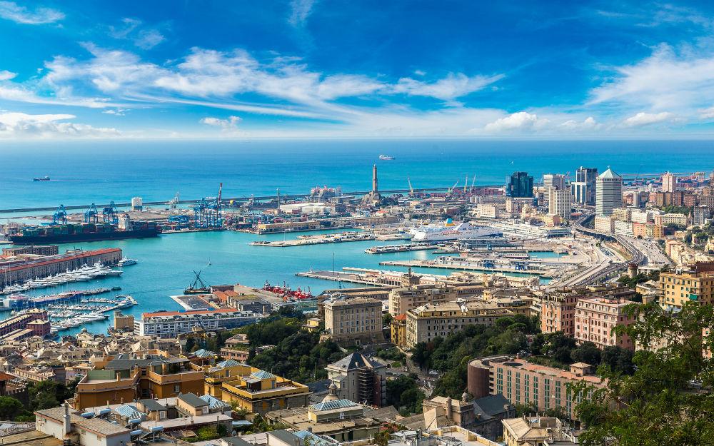 Liguria - Genova (GE)