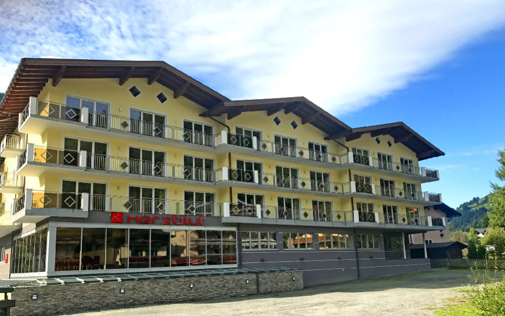 Hotel Herzblut ****