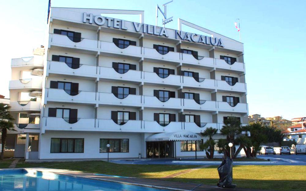 Hotel Nacalua *****
