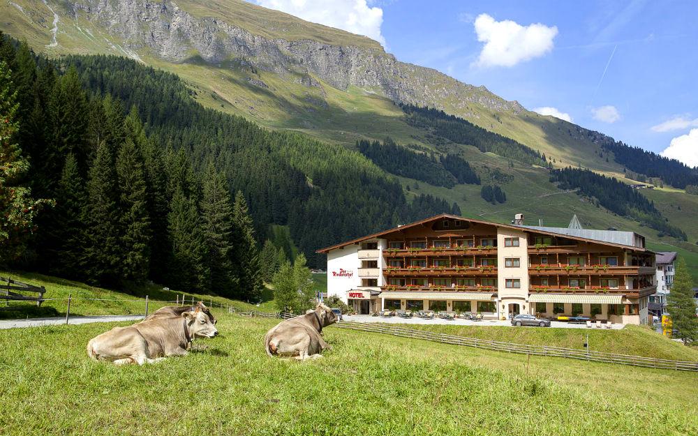 Hotel Der Rindererhof ****