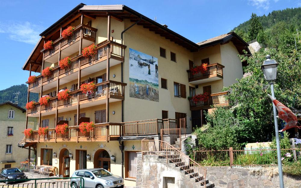 Hotel Dolomiti ***