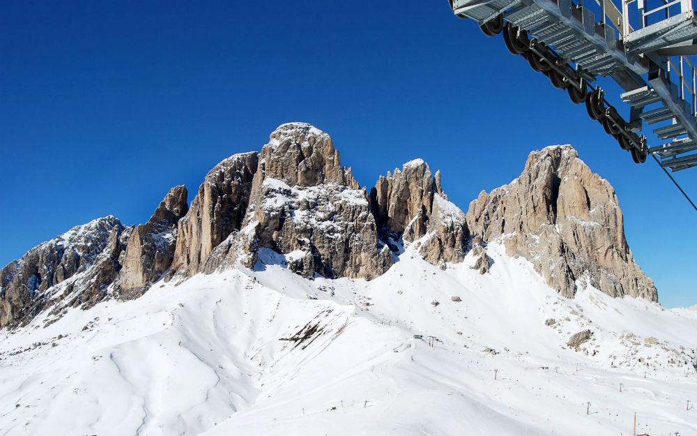 Trentino-Alto Adige - Campitello di Fassa (TN)
