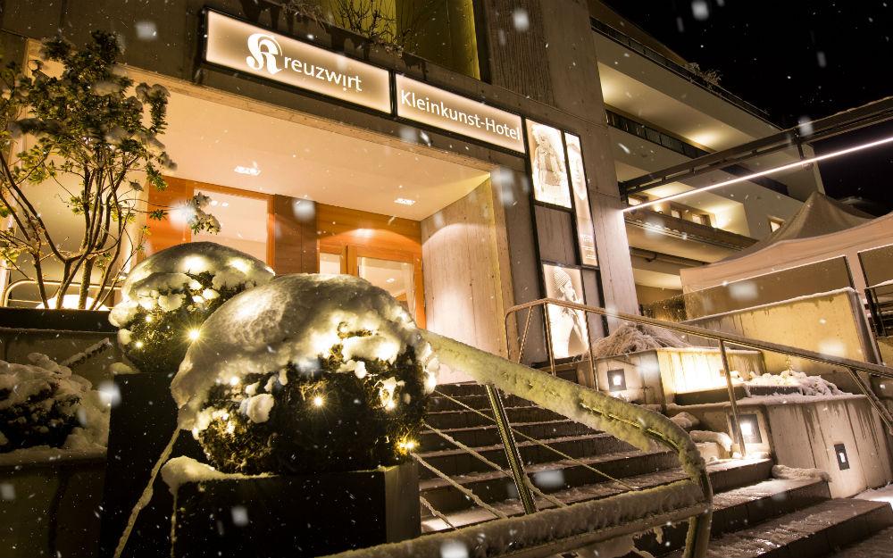 Hotel Kreuzwirt Kleinkunst ***S