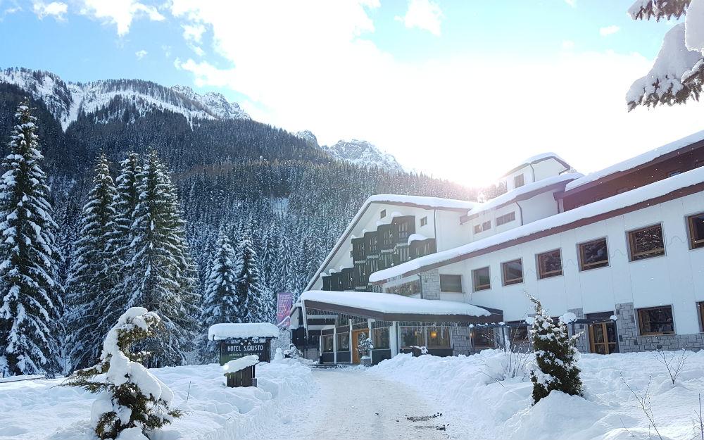 Hotel San Giusto ***
