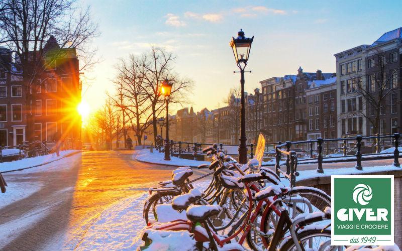 Gran tour d'Olanda e le Fiandre - Olanda - Belgio