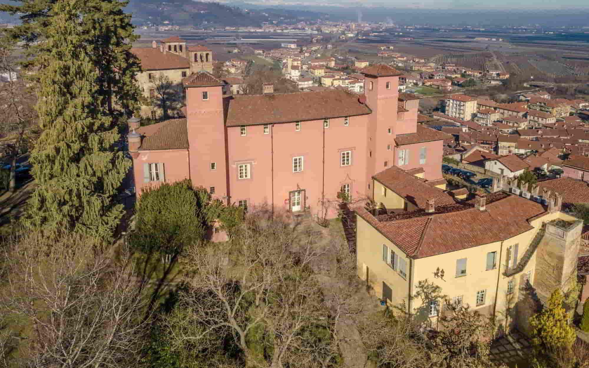 Hotel Castello Rosso ****