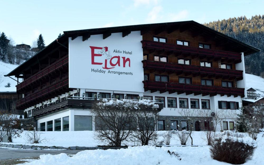 Aktiv Hotel Elan ***