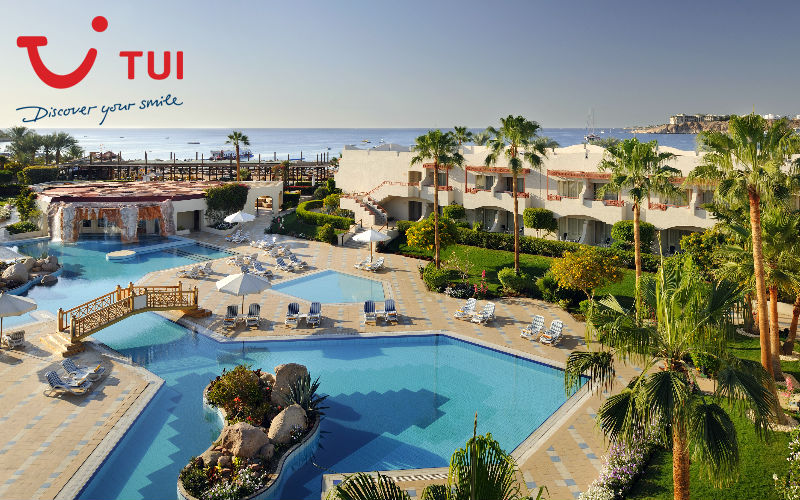 Sharm El Sheikh Marriott Red Sea Resort ***** - Naama Bay