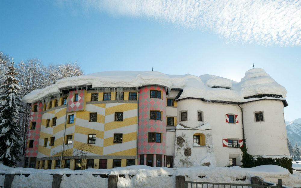 Kinderhotel Schloss Rosenegg ****