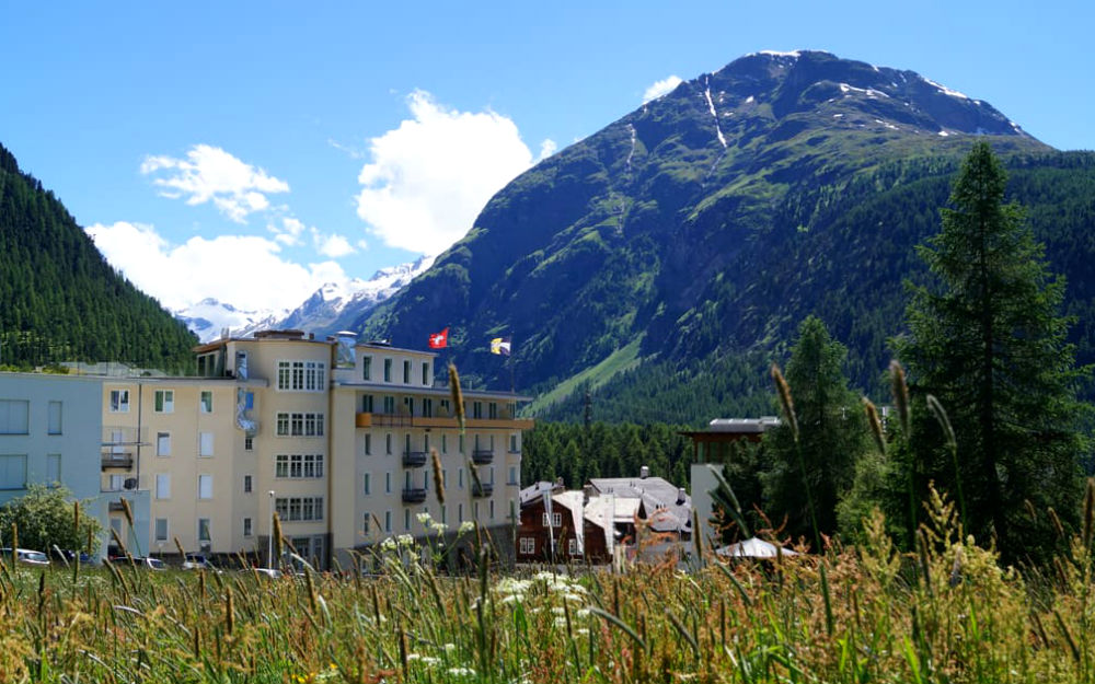 Svizzera - Pontresina
